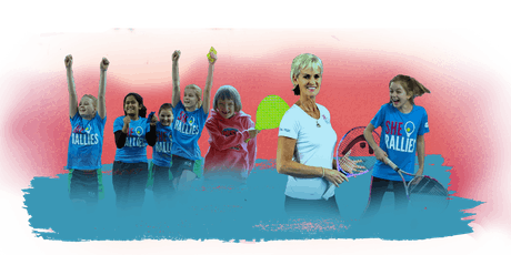 She Rallies FREE Lil Miss-Hits Workshop (learn how to deliver fun tennis sessions to girls age 5-8) tickets