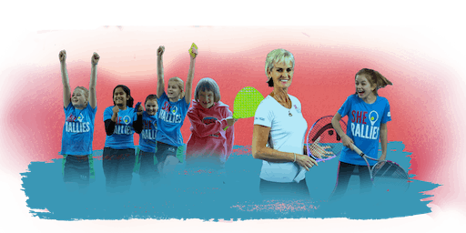 She Rallies FREE Lil Miss-Hits Workshop (learn how to deliver fun tennis sessions to girls age 5-8)