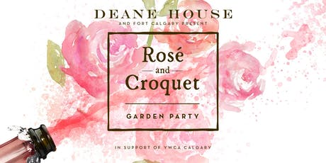 Rosé and Croquet Garden Party tickets