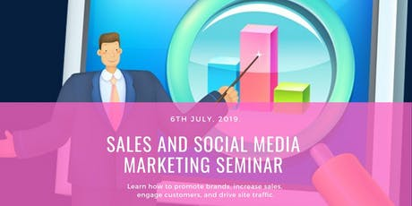 Sales & Social Media Marketing Masterclass in Lagos tickets