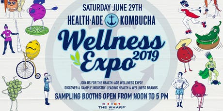 Wellness Expo 2019 by Health-Ade / Kombucha tickets