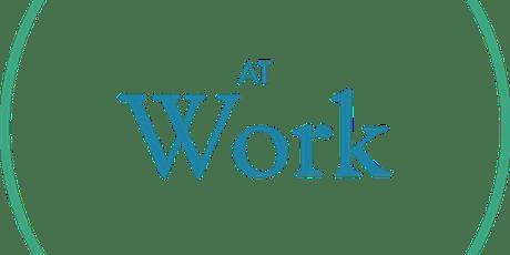 Healthy Relationships Workshop — At Work tickets