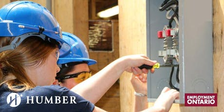 Pathways to the Skilled Trades! tickets