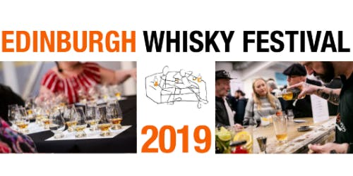 Edinburgh Whisky Festival 2019 - Experiences