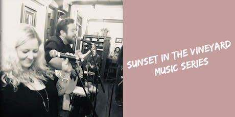 Sunset in the Vineyard ft. Nikki Davis & Al Olivero Acoustic Duo tickets