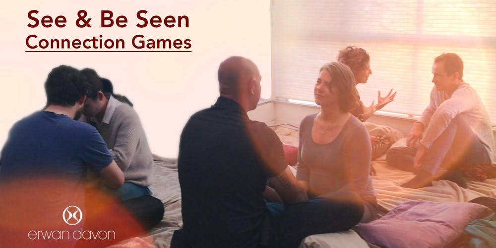 Connection Games See Be Seen Tickets Wed Jun 12 2019 At 6 30