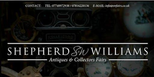 The Edgbaston H Suite Antiques, Collectors & Vintage Fair