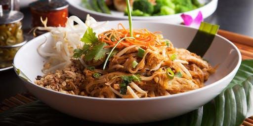 Thai Style Noodle Salad