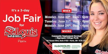 Job Fair for St. Louis tickets