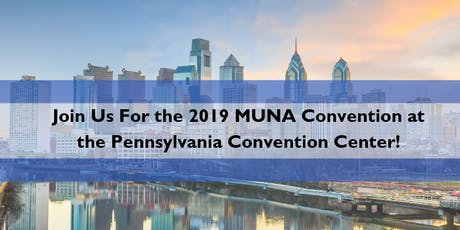Visit Guidance at the 2019 MUNA Convention tickets
