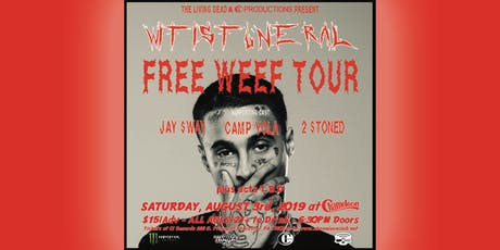 Wifisfuneral tickets
