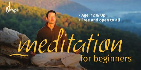 Free Meditation for Beginners tickets