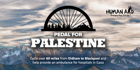 Pedal for Palestine tickets