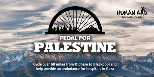Pedal for Palestine