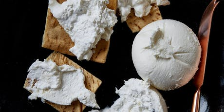 Infused Burrata Making: Truffles, Pesto, and More! @ Murray's Cheese tickets