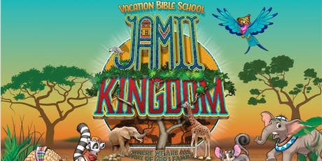 White Rock Vacation Bible School - Jamii Kingdom tickets