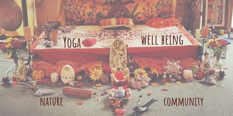 Togetherness Autumn Yoga Gathering in the forest tickets