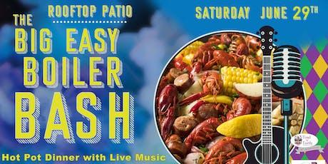 The Big Easy Boiler Bash 2019: A Hot Pot Dinner tickets