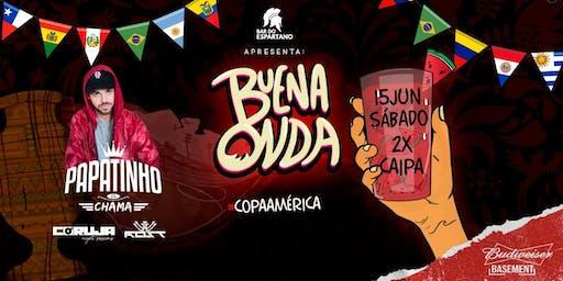 BUENA ONDA | BAR DO ESPARTANO | 15/06