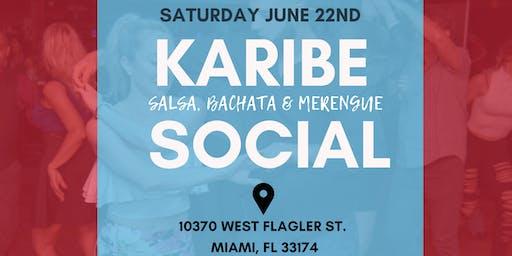 Karibe Monthly Social
