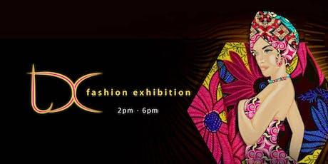 TX fashion Exibition tickets