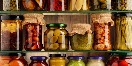 Food Preservation Workshop at Central Library tickets
