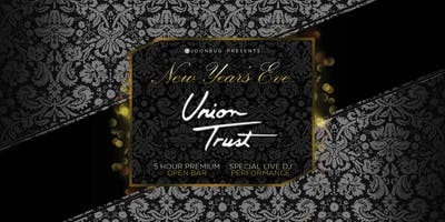 Joonbug.com Presents The Union Trust New Years Eve 2020 Party