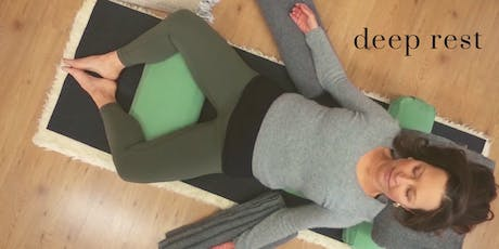 Deep Rest - A Healing Yoga Day Retreat with Deborah Devine tickets