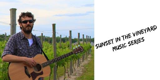 Sunset in the Vineyard ft. John Nesbitt