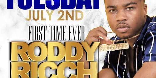 Roddy Rich Performing Live At Cafe Iguana Pines July 2nd!