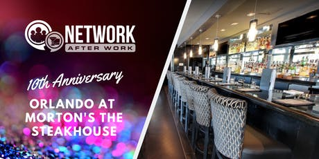 NAW Orlando 10 Year Anniversary at Morton's The Steakhouse tickets