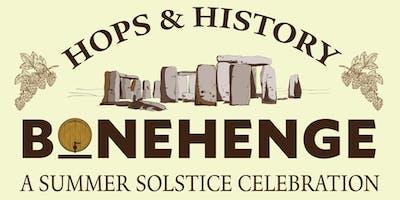 Hops & History: Bonehenge