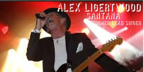 Alex Ligertwood-Former Santana Lead Singer Supporting FACE IT FOUNDATION tickets