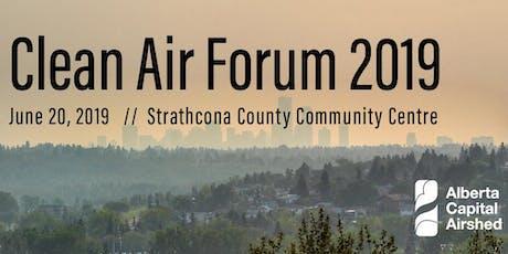 Clean Air Forum 2019 tickets