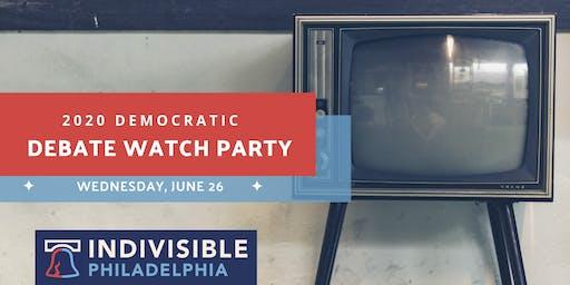 2020 Democratic Debate Watch Party
