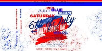 INDEPENDENCE DAY BASH - BYOB