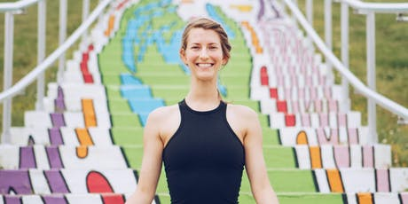 Community Yoga w/Jen @ Veg Out Gardens tickets
