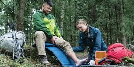 Wilderness First Aid w/ Adv. Bleeding Control Training tickets
