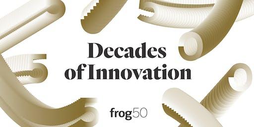 frog50: Decades of Innovation