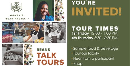 Women's Bean Project Tour - FREE tickets