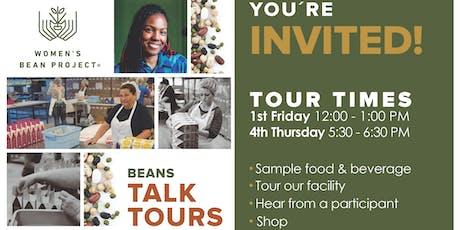 Women's Bean Project Tour - FREE tickets