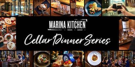 The 'Spanish Rioja' Wine Dinner @ Marina Kitchen Restaurant & Bar tickets