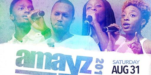 Amayz Rock The County Gospel Concert