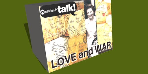 Love & War - illustrated talk with Roger Kelly