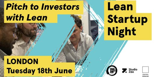 Pitching to investors with Lean