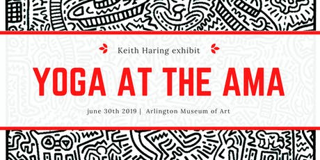 Art + Yoga at the AMA tickets