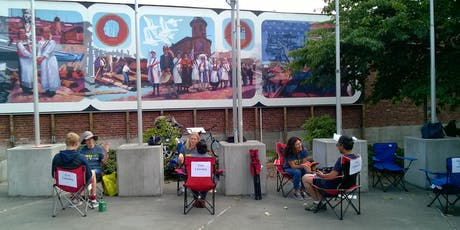Sidewalk Talk Seattle - Free listening event next to the Ballard Farmers Market! tickets