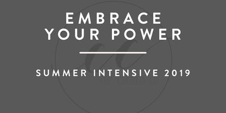 The Summer Intensive 2019 tickets