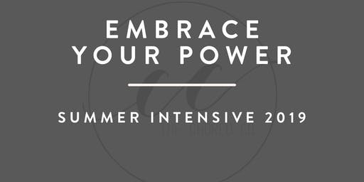The Summer Intensive 2019