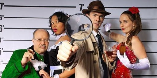 Murder Mystery Dinner Theatre in Chandler